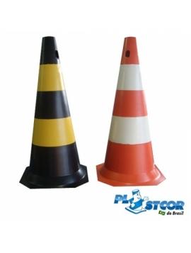 Cone PVC 75cm P/L